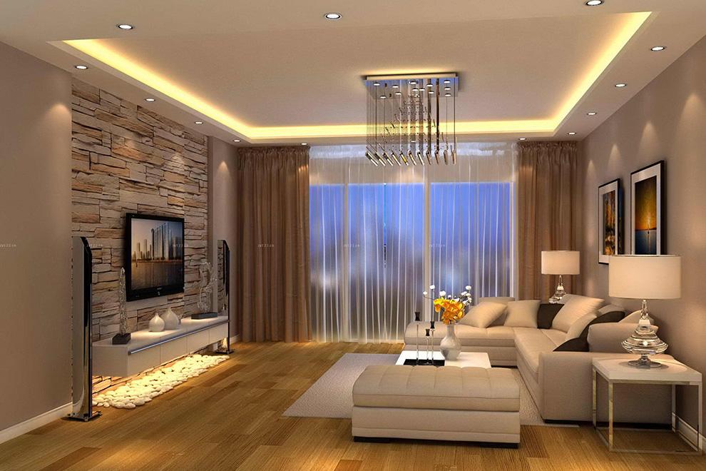 Rèm vải phòng khách Sơn Quỳnh cho không gian sang trọng và hiện đại.